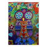 whimsy owl cards