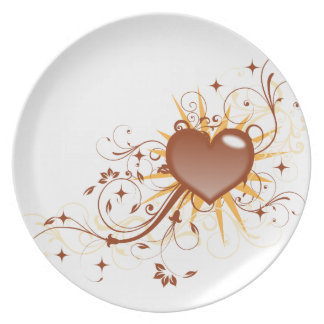 Whimsy Party Plate