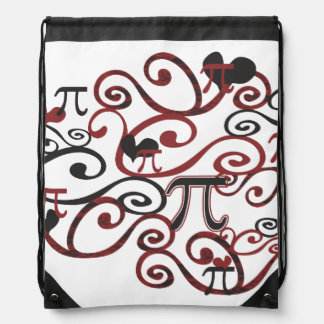 Whimsy Pi Cinch Bags