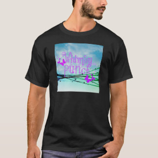 Whimsy Punch with Butterflies T-Shirt