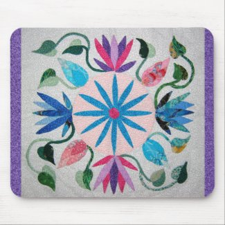 Whimsy Quilt Mouse Mats