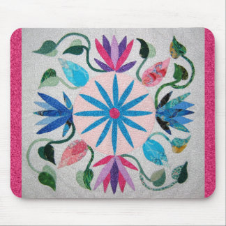 Whimsy Quilt Mouse Mat