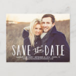 "Whimsy | Save the Date Postcard<br><div class=""desc"">&#169;Fine &amp; Dandy Paperie</div>"