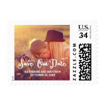 Whimsy Script | Save the Date Stamps