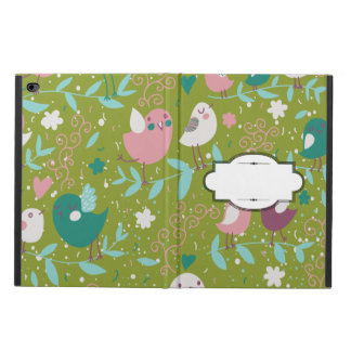 Whimsy Tweety Birds on Vines Powis iPad Air 2 Case