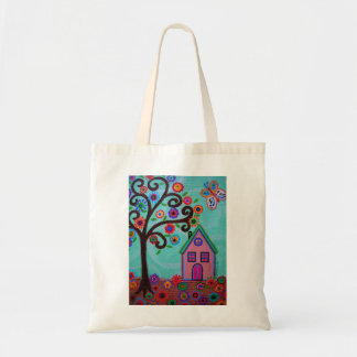Whimsyland by Prisarts Tote Bag