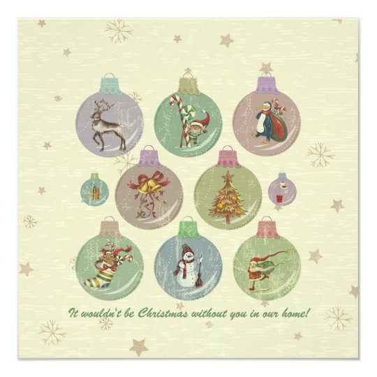 Whimsylicious Christmas Card