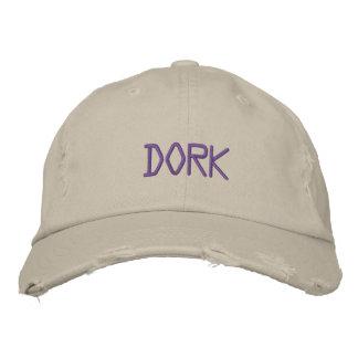 WhimsyMonger Dork Cap Embroidered Baseball Caps