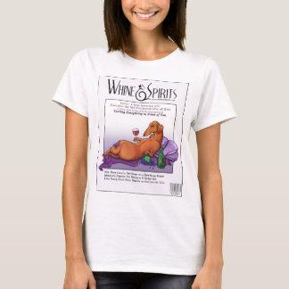 Whine and Spirits - Dacchus T-Shirt