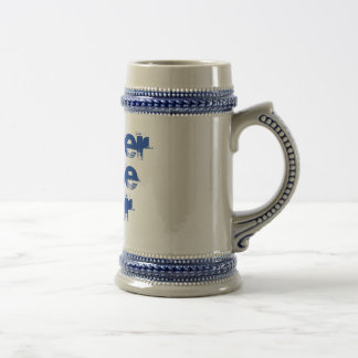 WHINER OF THE YEAR BEER STEIN