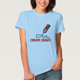 Whip Cream Jerky T-shirt