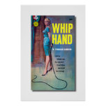 Whip Hand by Frank Sanders Poster