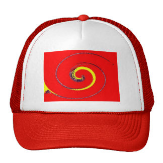 Whip Mesh Hats