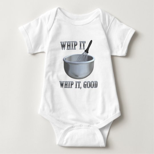 Whip It! Baby Bodysuit