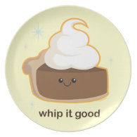 Whip It! Plate
