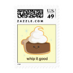 Whip It! Postage Stamp