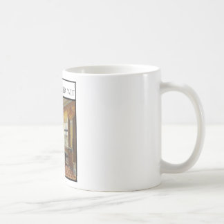 Whip Of Her Wit - Cover Coffee Mug