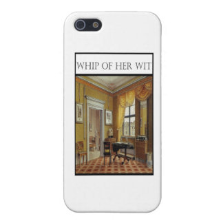 Whip Of Her Wit Cover For iPhone SE/5/5s