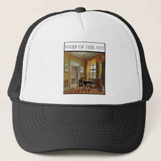 Whip Of Her Wit - Cover Trucker Hat