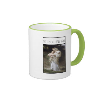 WHIP OF HER WIT -Innocence Mugs
