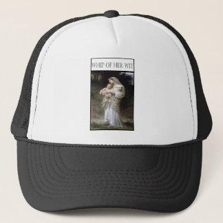 WHIP OF HER WIT -Innocence Trucker Hat