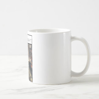 WHIP OF HER WIT -Jeanne au bucher Mugs
