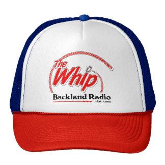 Whip Red, White & Blue Trucker Cap Trucker Hat