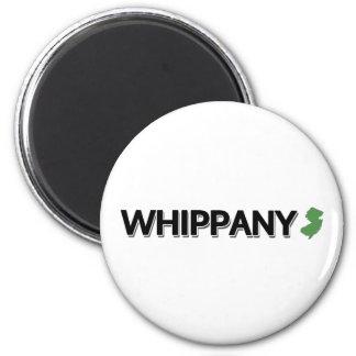 Whippany, New Jersey Imán De Frigorífico