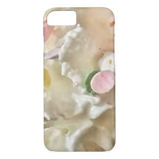 Whipped cream and sprinkles iPhone 8/7 case