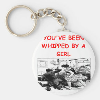 whipped key chains
