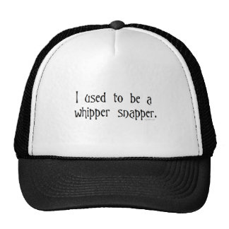 WHIPPER SNAPPER HATS