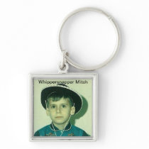 Whippersnapper Mitch Keychain
