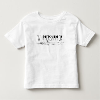 Whippersnapper Toddler Tee
