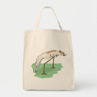 Whippet Tote Bag