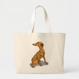 Whippet Canvas Bags