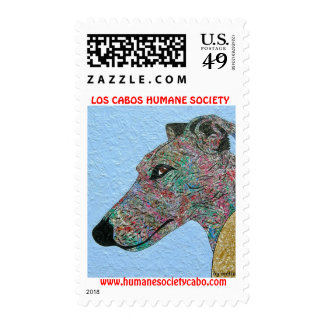 Whippet by Metin Stamps