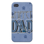Whippet DAD iPhone 4 Case