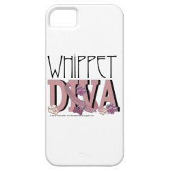 Case-Mate Vibe iPhone 5 Case with Whippet Phone Cases design