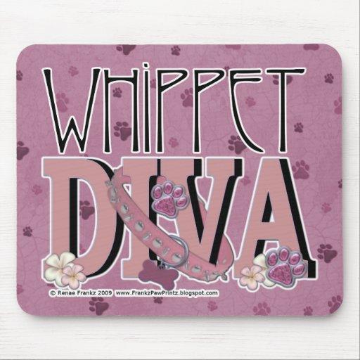 Whippet DIVA Mousepads