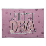 Whippet DIVA Place Mat