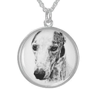 Whippet dog custom jewelry