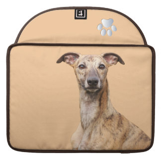 Whippet dog dogs beautiful macbook air sleeve MacBook pro sleeves