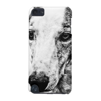 Whippet dog iPod touch (5th generation) case