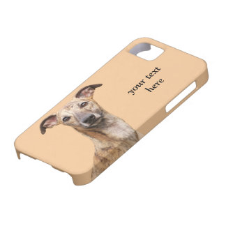 Whippet dog photo custom  iphone 5 case mate, gift