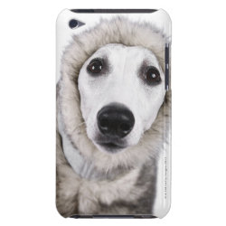 Case-Mate iPod Touch Barely There Case with Whippet Phone Cases design