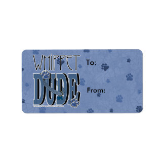 Whippet DUDE Label