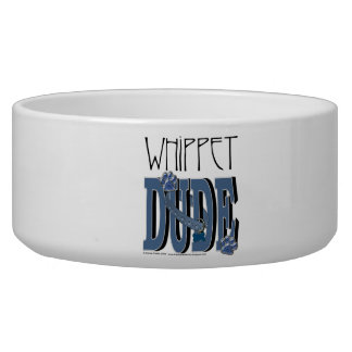 Whippet DUDE Dog Water Bowl