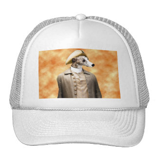 Whippet Hat Nobility Dogs Gift