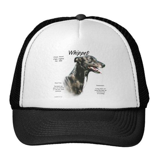 Whippet History Design Trucker Hat