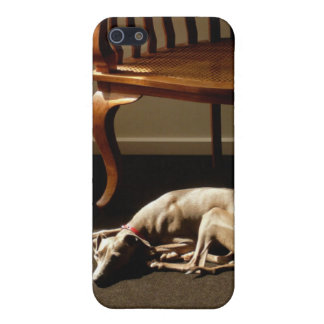 Whippet! iPhone 5/5S Covers